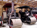 Steam Roller Row