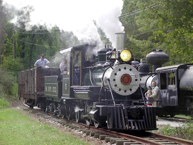 Narrow Gauge Railroad | The Co...
