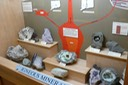 Igneous Mineral Exhibit