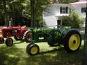 Antique Farm Tractors