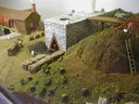 Roxbury Mine Hill Diorama